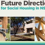 Future Directions for social housing in NSW