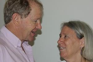 Garry and Stina Kerans
