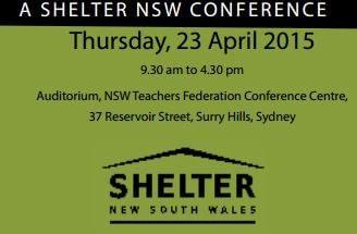smaller shelter conference